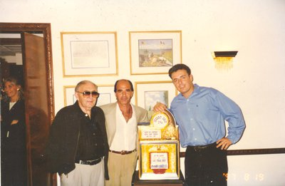 Gaby Forman with David Levy and Moyshe 80th Birthday 001.jpg